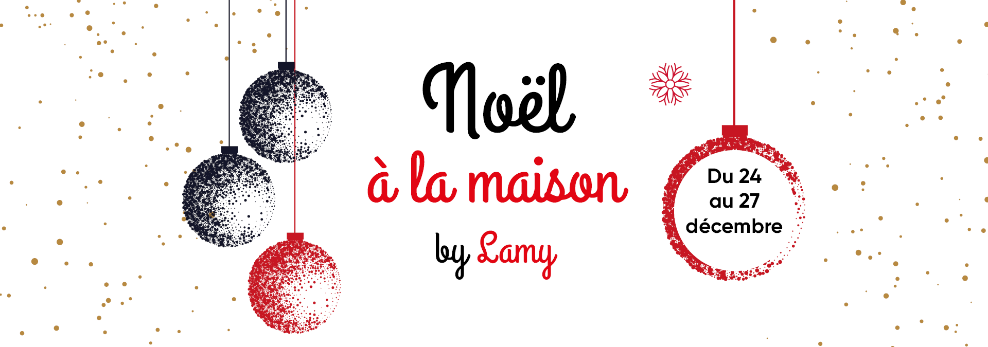 Noël à la maison by Lamy